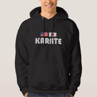 Karate US/Japan Hoodie