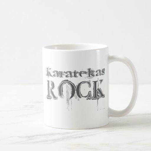 Karatekas Rock Mug