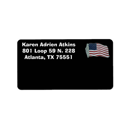 Karen Adrien Atkins United States Label