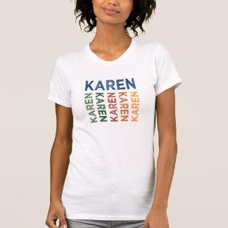 Karen Cute Colorful T-Shirt