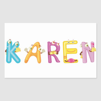 Karen Sticker