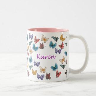 Karin Two-Tone Coffee Mug