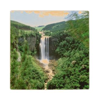 Karkloof Falls, Karkloof Nature Reserve Wood Coaster