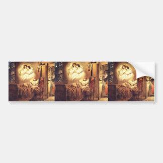 Karl Bryullov- Nun's Dream Bumper Sticker