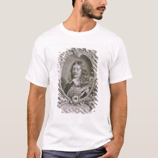 Karl Gustav Wrangel (1603-73) from 'Portraits des T-Shirt