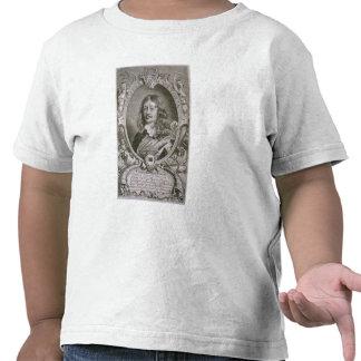 Karl Gustav Wrangel (1603-73) from 'Portraits des Tshirt
