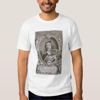 Karl Gustav Wrangel (1603-73) from 'Portraits des Tshirts