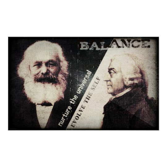 essay on karl marx and adam smith Compare contrast karl marx and adam smith karl marx, one of the most  controversial twentieth century figures was the mastermind of the concept of.