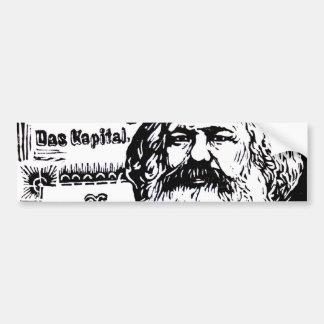 Karl Marx - Das Kapital Bumper Sticker