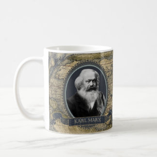 Karl Marx Historical Mug
