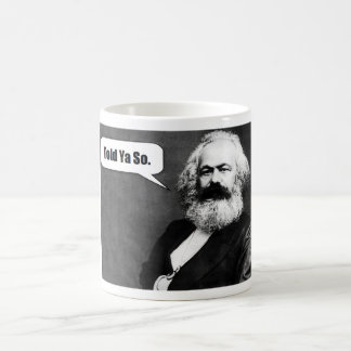Karl Marx mug