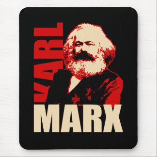 Karl Marx Portrait, Communist / Socialist Mouse Pad