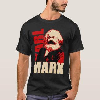Karl Marx Portrait - Socialist and Communist T-Shirt