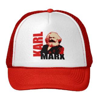 Karl Marx Socialist Communist Mesh Hats