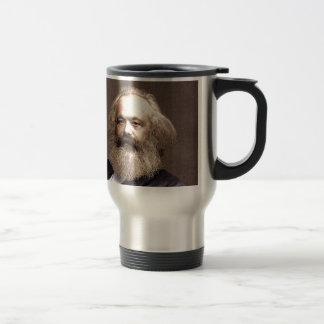 Karl Marx Travel Mug