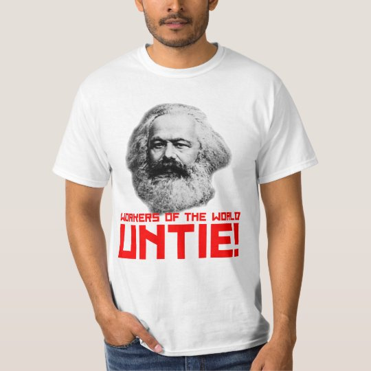 Karl Marx? Value T-Shirt