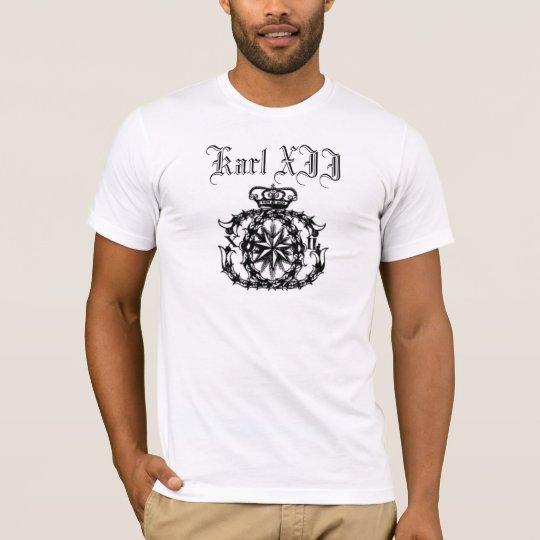 Karl XII T-Shirt