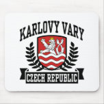 Karlovy Vary Mouse Pad