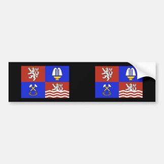 Karlovy Vary Region, Czech Bumper Sticker