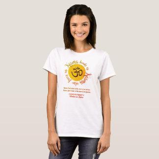 KARMA BINDS US, KARMA ALSO FREES US T-Shirt