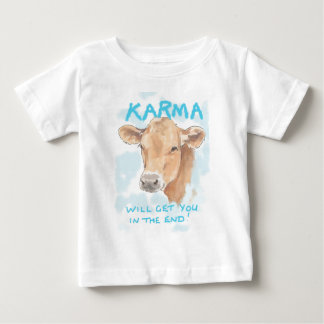 Karma Cow Infant T-Shirt