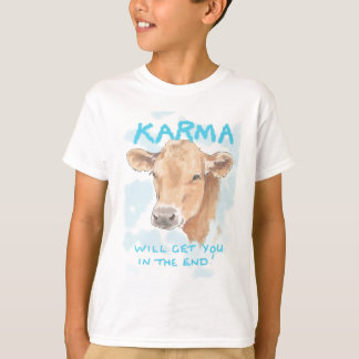 Karma Cow Shirt