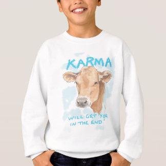 Karma Cow Sweatshirt