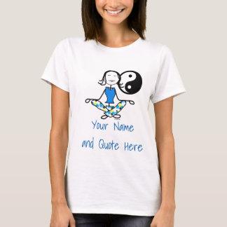 Karma Meditation T Shirt