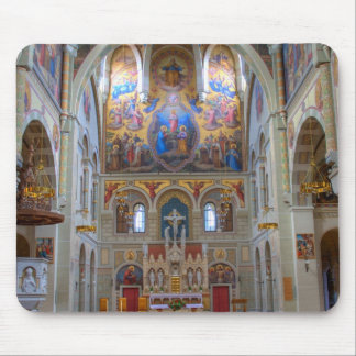 Karmelitenkirche Mouse Mat