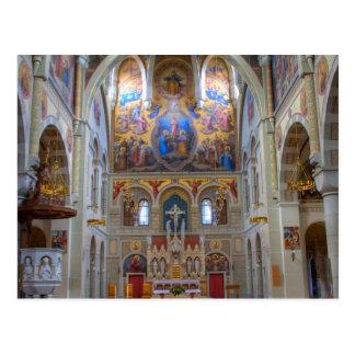Karmelitenkirche Post Card