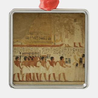 Karnak Temple- Luxor, Egypt Christmas Ornament