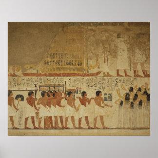Karnak Temple- Luxor, Egypt Poster