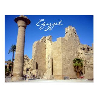 karnak walls post cards