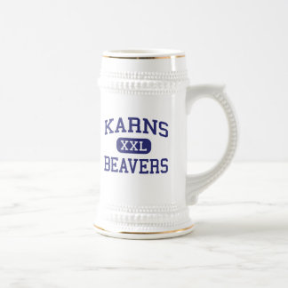 Karns - Beavers - High - Knoxville Tennessee Mugs