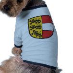 Kärnten Wappen Haustierbekleidung