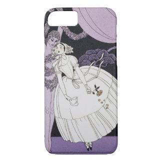 Karsavina, 1914 (pochoir ) 2 iPhone 8/7 case