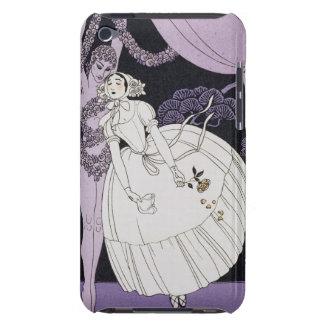 Karsavina, 1914 (pochoir print) 2 Case-Mate iPod touch case