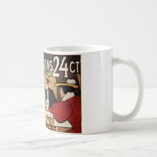 Karstel Cocoa 1897  By Johann Georg van Caspel Basic White Mug