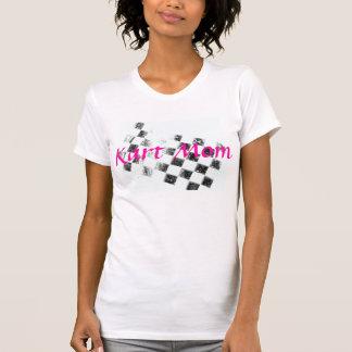 Kart Mom T Shirt
