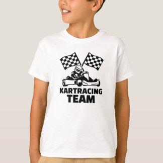 Kart racing team T-Shirt