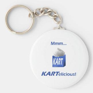 KARTelicious Keychain