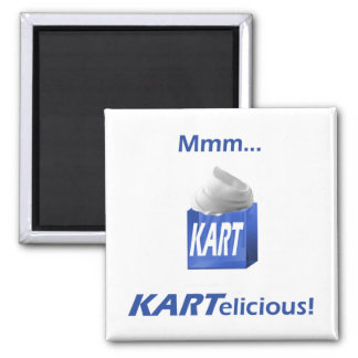 KARTelicious Magnet