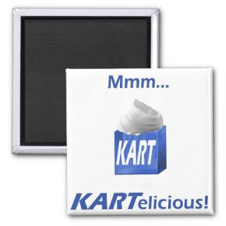 KARTelicious Refrigerator Magnet