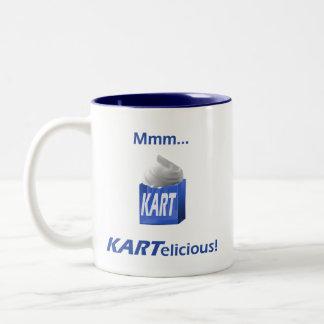 KARTelicious mug
