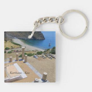 Karthaea - Kea Acrylic Key Chains