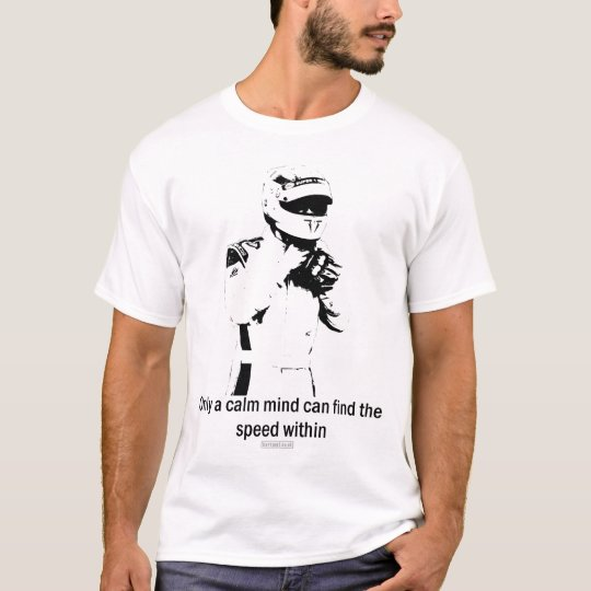 Karting - Finding the speed within T-Shirt