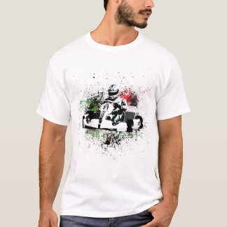 Karting Paint Splash T-Shirt