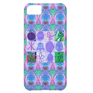 KARUNA Reiki Symbols : Artistic Rendering iPhone 5C Case