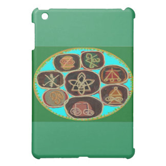 KARUNA Reiki Symbols by Navin Joshi iPad Mini Covers