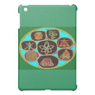 KARUNA Reiki Symbols by Navin Joshi iPad Mini Covers